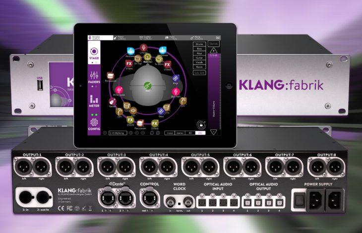 Klang Technologies Klang Fabrik 3D, In Ear Monitoring System