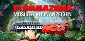Community-Kleinanzeigen zu Musikequipment auf AMAZONA.de