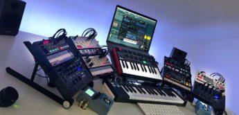 Mein KORG volca Studio