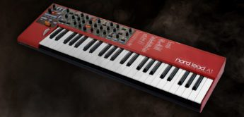 Test: Clavia Nord Lead A1 & A1R, VA-Synthesizer