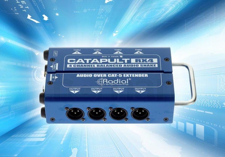 Radial Catapult