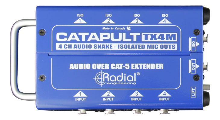 Radial catapult-tx4m-top