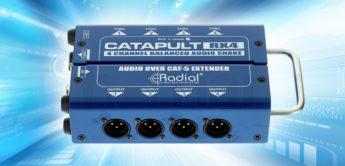 Test: Radial Catapult und Catapult Mini Audio-Snake