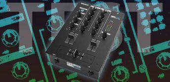 Test: Reloop RMX-10 BT DJ-Mixer