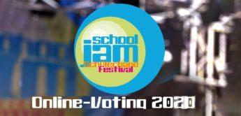 Bandwettbewerb SchoolJam startet Online-Voting