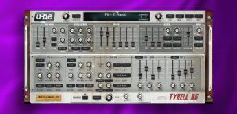 Freeware Synthesizer Tyrell N6 Plugin VST, AU, WIN, MAC