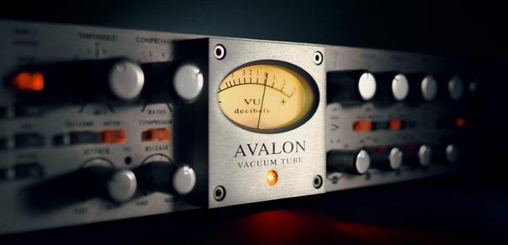 universal audio avalon 737 vt plugin