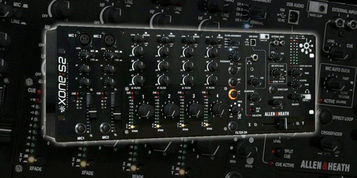 Allen & Heath Xone-S2R