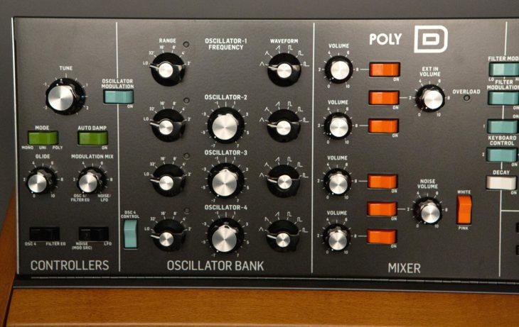 Test: Behringer Poly-D Synthesizer, ein Minimoog-Klon