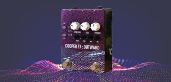 Test: Cooper FX Outward V2, Gitarrenpedal