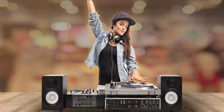 DJ Equipment für Einsteiger