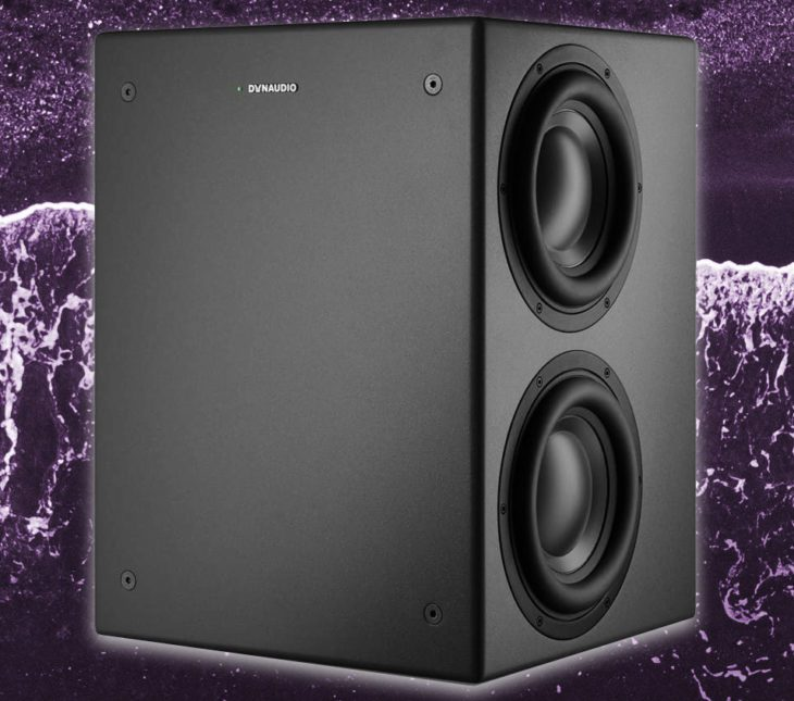 dynaudio core sub subwoofer test
