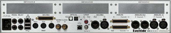 test eventide h9000 h9000r