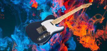 Test: Harley Benton TE-20MN, E-Gitarre