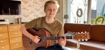 Test: Harley Benton HBCG45 Blues Guitar Set, Akustikgitarre