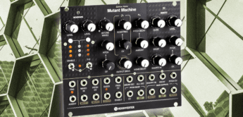Test: Hexinverter Mutant Machine, Eurorack Drummodul