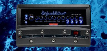 Test: Hughes & Kettner Black Spirit 200 Floor, Gitarrenverstärker
