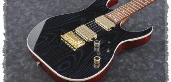 Test: Ibanez RG421HPAH-BWB, E-Gitarre