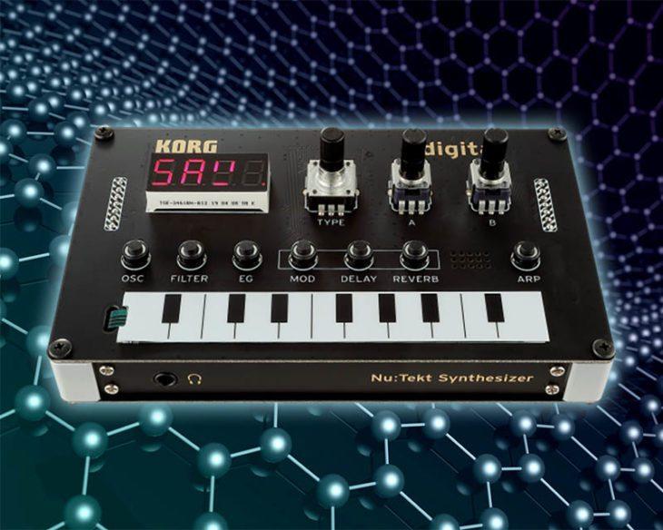 Test: Korg NTS-1 Digital DIY Synthesizer