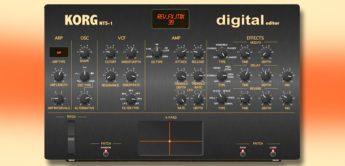 Momo präsentiert Korg NTS-1 Editor als Standalone und Plugin