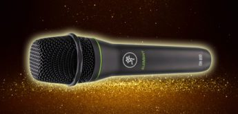 Test: Mackie EM-89D dynamisches Gesangsmikrofon