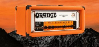 Test: Orange Rockerverb 50H MKIII, Gitarrenverstärker