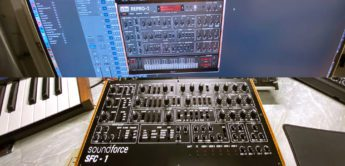 U-He Repro-1 statt Behringer Pro-1 & Sequential Pro-One