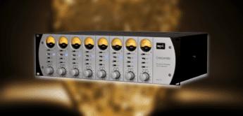 Test: SPL Crescendo, 8-Kanal Mikrofonvorverstärker