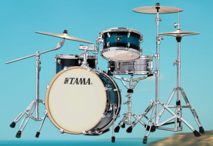 test TAMA Superstar Classic Neo Mod Kit Schlagzeug 1
