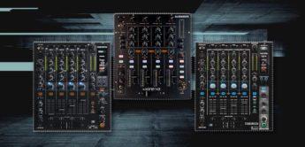 4-Kanal DJ-Mixer