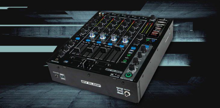 4-Kanal DJ-Mixer Reloop RMX-90DVS