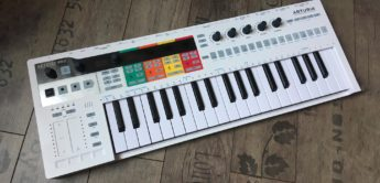 Test: Arturia Keystep Pro, Keyboard Controller & Sequencer