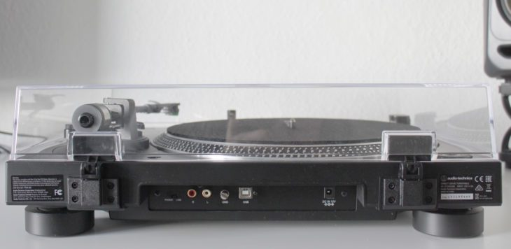 Audio Technica AT-LP120XUSB