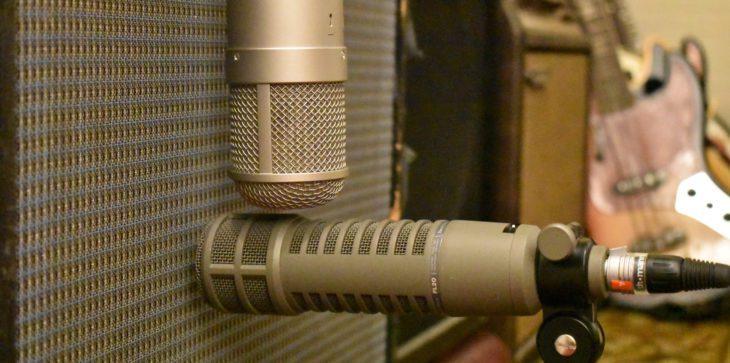 Bass-Amp- Neumann U47fet EV Re-20 PL-20