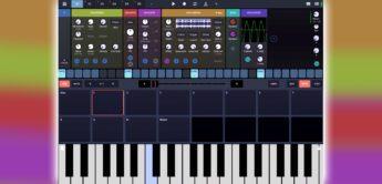 Beepstreet Drambo,Modulare Groovebox als iOS App