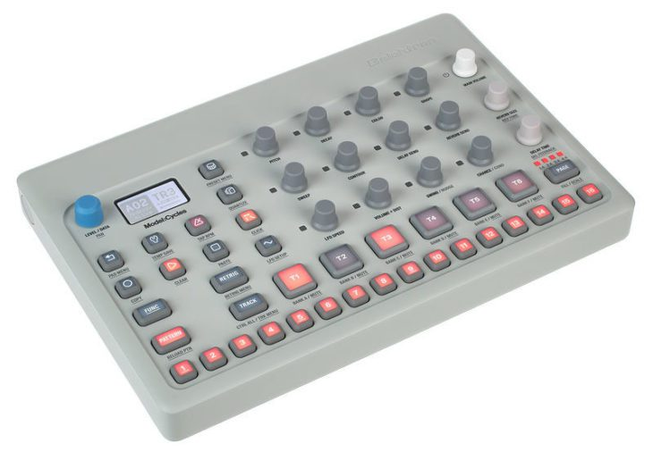 elektron model cycles test