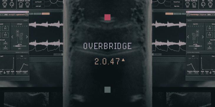 elektron overbridge 2.0.47