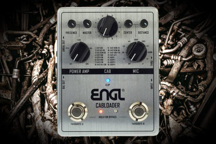 Test: ENGL Cabloader