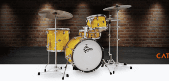 Test: Gretsch Catalina Club Jazz Set, Schlagzeug
