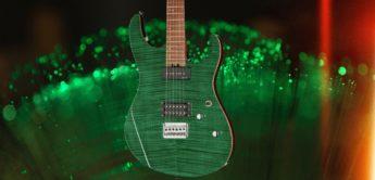 Test: Harley Benton HP-42 Signature TT Roasted, E-Gitarre