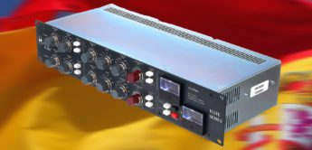 Test: Heritage Audio HA 609A Elite Studiokompressor/Limiter