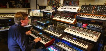 AHU Interview: MHSMike Synthesizer-Enthusiast