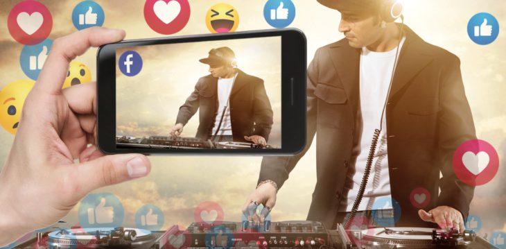 Streaming-Plattformen für DJs Aufmacher