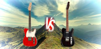 Kaufberatung: Harley Benton TE-70 vs. Maybach Teleman T61 Red Rooster ACS, E-Gitarre