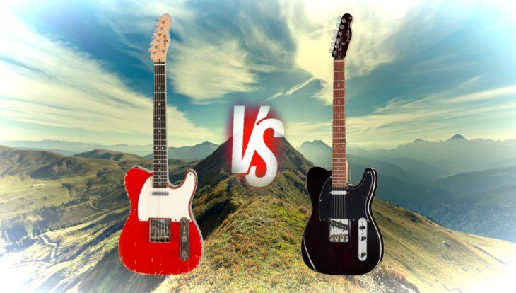 Kaufberatung Telecaster E-Gitarre Vergleich