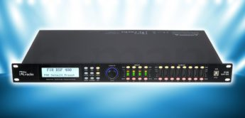 Test: the t.racks FIR DSP 408 Lautsprecher-Controller