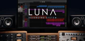Test: Universal Audio Luna, DAW Recording System