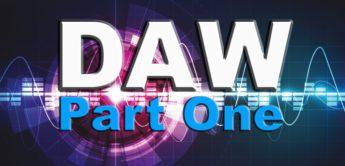 Workshop: DAW für Einsteiger 1 – Grundlagen, Übersicht