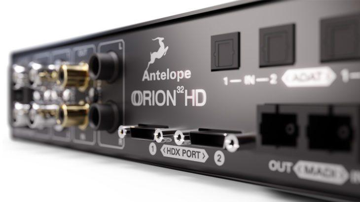 antelope audio orion 32hd gen3 test