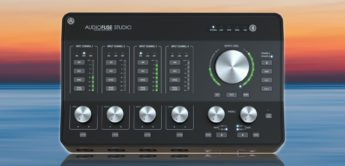 Test: Arturia AudioFuse Studio, USB-Audiointerface
